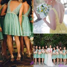 cheapest bridesmaid dresses in usa wedding short dresses