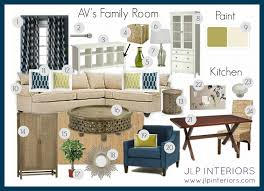 home with baxter mood boards