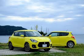 swift sport sports car open car specialized for rental cars