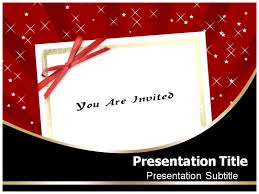 party invitation powerpoint template free ba shower invitation