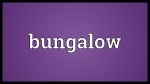 bungalow meaning youtube