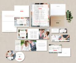 photography marketing set wedding photographer branding