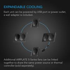 home av network design airplate s7 home theater and av quiet cabinet cooling fan system