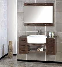 bathroom sink and cupboard befitz decoration