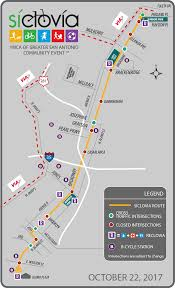 Map Routes by Map Routes Ymca Of Greater San Antonio