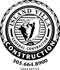 iv const logo black circular png