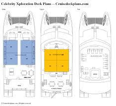 celebrity constellation floor plan celebrity xploration deck plans diagrams pictures video