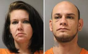fla police nab thieving couple at tattoo parlor ny daily news