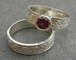 scottish wedding rings scottish celtic knot gold wedding ring love2have in the uk