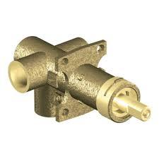 faucet moen brass rough in function transfer shower valve