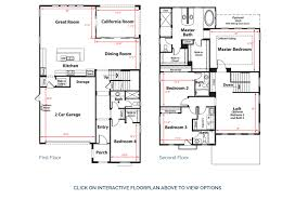 Monterra Floor Plans by Christopher Homes