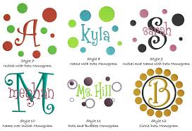initial fonts for monogram monogram it gifts embroidery