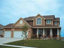 two story house plans country traditional two story house plan