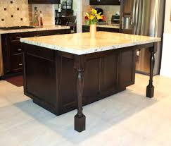 legs for kitchen island wood island legs whtvrsport co