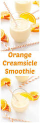 colors of orange orange creamsicle smoothie a creamy citrusy smoothie with the