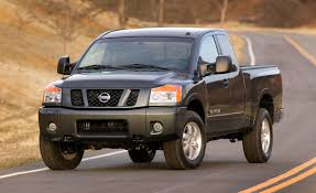 nissan trucks 2008 nissan titan review reviews car and driver