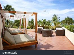 backyard cabana ideas outdoor cabana bed incredible beds on a rooftop overlooking