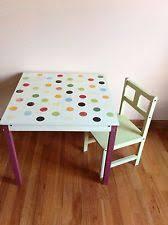 Pottery Barn Kids Chair Knock Off Pottery Barn Kids Table Ebay