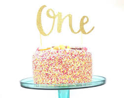 Birthday Cake Toppers One Cake Topper Etsy