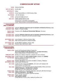 resume writing format pdf curriculum vitae format pdf http topresume info curriculum