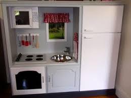 faire une cuisine pour enfant coin bébé dans la buanderie mercredi diy et enfants