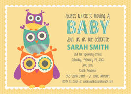owl baby shower invitations vertabox com