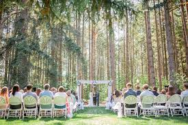 outdoor wedding venues oregon outdoor ceremony in the woods woods events in elmira oregon