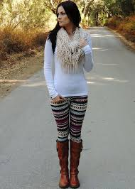 20 style tips on how to wear printed leggings ideas gurl com