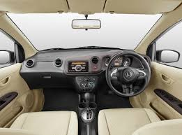 Honda Brio Launch Date Honda Brio Amaze Launched In Thailand At 8 17 Lac Interior Boot