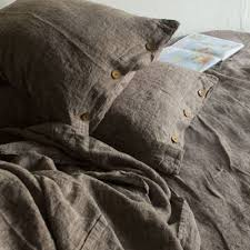 Grey Linen Bedding - linen bedding sale u2013 buy high quality bed linen online len ok