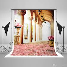 wedding backdrop gallery 2018 5x7ft150x220cm wedding photography background pink flowers