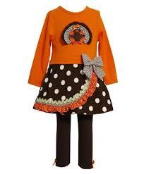 thanksgiving adorable dress legging set 3 6 months only
