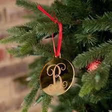 Christmas Ornament Wedding Gift Monogrammed Ornament Wedding Ornament Personalized Ornament