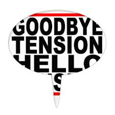 goodbye tension hello pension t shirt goodbye tension hello pension kitchen accessories supplies zazzle