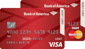 debit cards bank of america begins rollout of chip debit cards bank of america