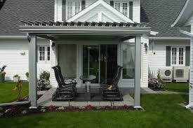 Closed In Patio Pergola Design Awesome Patio Roof Covers Closed In Pergola