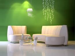 wandgestaltung in grün wohnzimmer ideen wandgestaltung grün