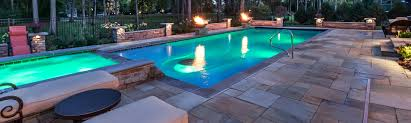 Backyard Pool Images by Inground Pools U0026 Pool Company Sunset Pools U0026 Spas Chicago