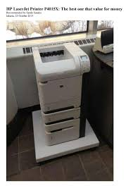 hp laserjet printer p4015x the best one that value for money by