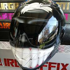 design your own motocross helmet smiley face motorcycle helmets