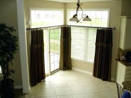 Glass Patio Door Contemporary Curtains For Sliding Doors Blackout Draperies Sliding