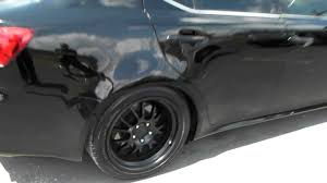 2010 lexus is 250 tires dubsandtires com 18 klutch sl 1 black wheels 2010 lexus is 250