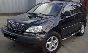harrier lexus rx300 used 2002 lexus rx300 photos 3000cc gasoline automatic for sale