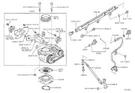 lexus es300 gas lexus is200 300gxe10r aepvkw tool engine fuel fuel injection