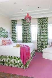 Patterned Curtains And Drapes Green Patterned Drapes Design Ideas