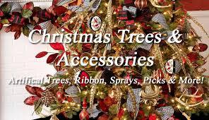 artificial christmas trees prelit christmas tree