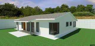 3 bedroom house blueprints impressive design ideas 3 one storey house plans in kenya bedroom