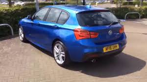 bmw 1 series car mats m sport bmw 1 series 118d m sport blue 2016