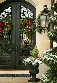 Christmas Decorations For Outside The Home by 1673 Best Country Christmas Decorating Images On Pinterest