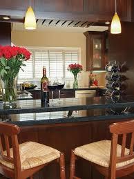 kitchen dark granite countertops hgtv kitchen island 14054796